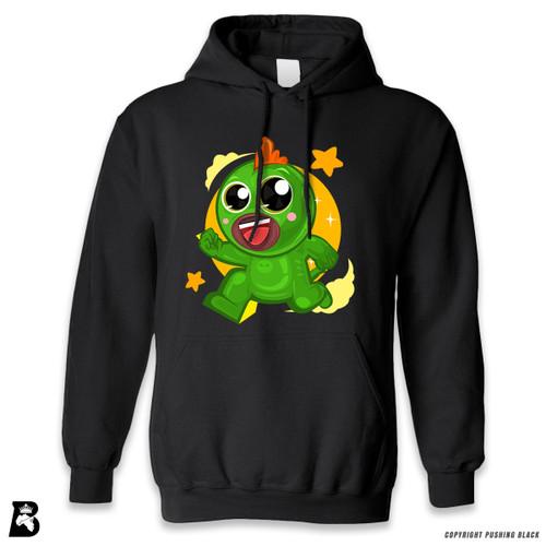 'Gecko PowerTuff  Boy' Premium Unisex Hoodie with Pocket
