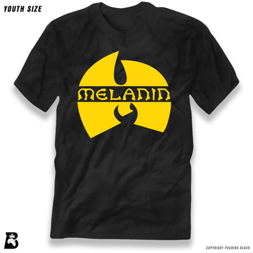 'Melanin' Premium Youth T-Shirt