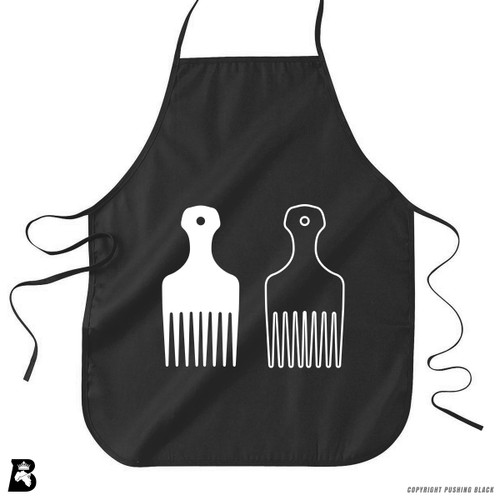 '2 Picks' Premium Canvas Kitchen Apron