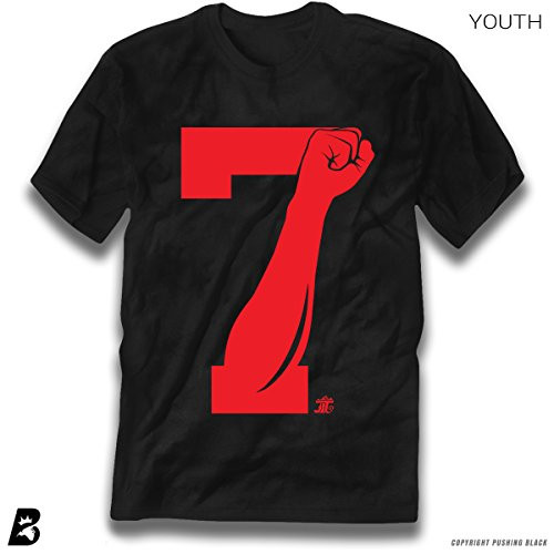 '7 Fist Up' Colin Kaepernick Premium Youth T-Shirt