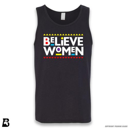 'Believe Women 2' Sleeveless Unisex Tank Top