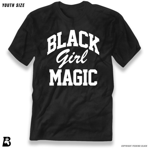'Black Girl Magic 2' Premium Youth T-Shirt