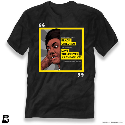 'Legacy Collection - Frances Cress Welsing' Premium Unisex T-Shirt