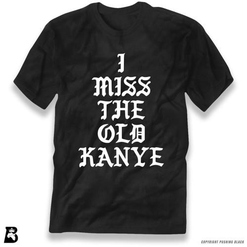 'I Miss the Old Kanye' Premium Unisex T-Shirt
