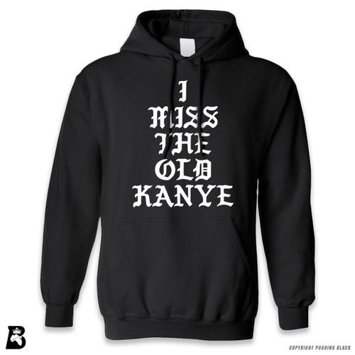 'I Miss the Old Kanye' Premium Unisex Hoodie with Pocket
