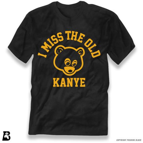 'I Miss The  Old Kanye - Bear' Premium Unisex T-Shirt