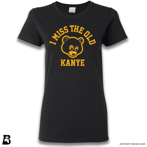 'I Miss The  Old Kanye - Bear' Premium Unisex T-Shirt