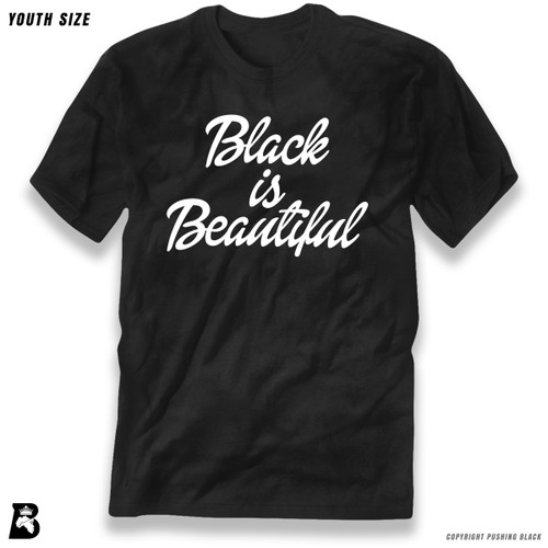'Black Is Beautiful' Premium Youth T-Shirt