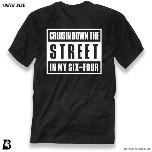 'Cruisn' Down The Street In My Six-Four' Premium Youth T-Shirt
