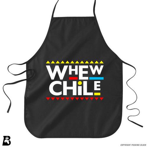 'Whew Chile' Premium Canvas Kitchen Apron