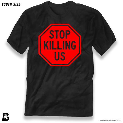 'Stop Killing Us' Premium Youth T-Shirt