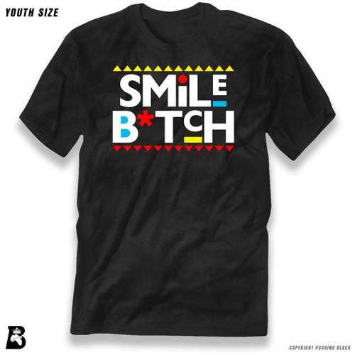 'Smile Bitch' Premium Youth T-Shirt