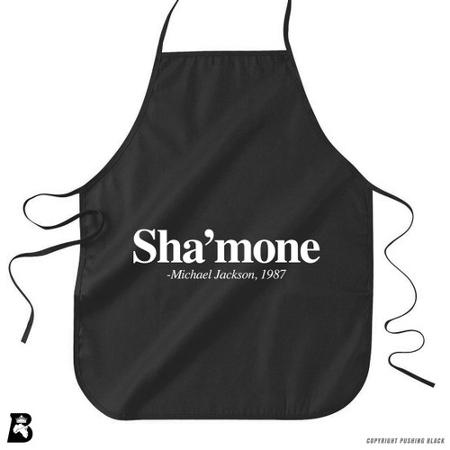 'Sha'mone' Premium Canvas Kitchen Apron