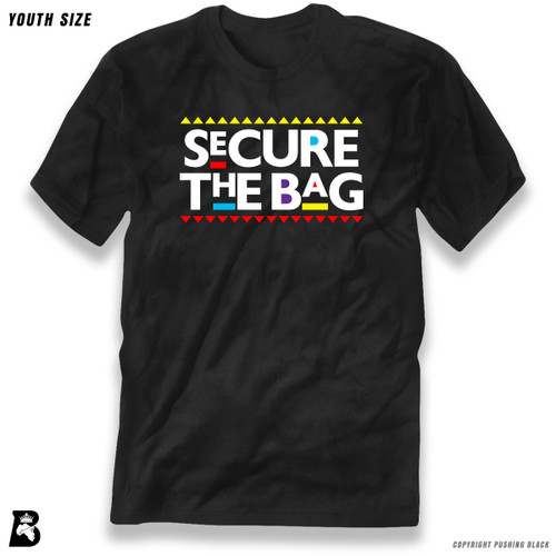 'Secure the Bag' Premium Youth T-Shirt
