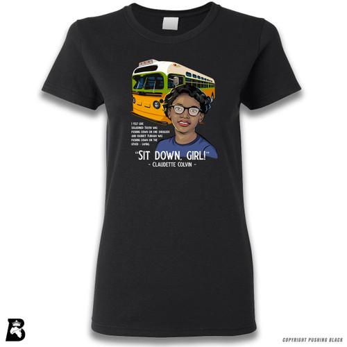 'Claudette Colvin' Premium Unisex T-Shirt