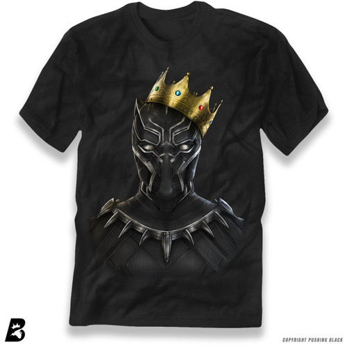 'Black Panther King' Premium Unisex T-Shirt