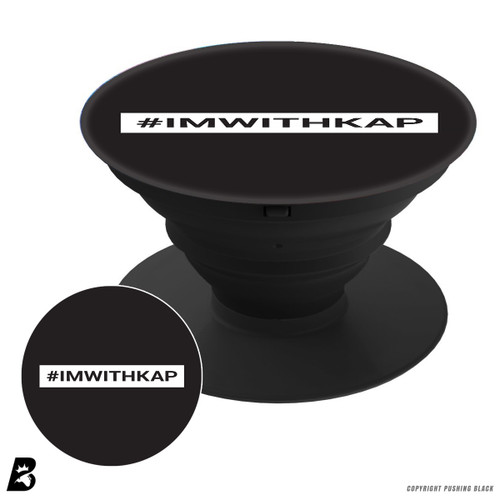 #IMWITHKAP Pop Mount Socket Phone Holder and Stand