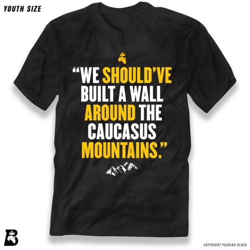 'Wall Around the Caucasus Mountain' Premium Youth T-Shirt