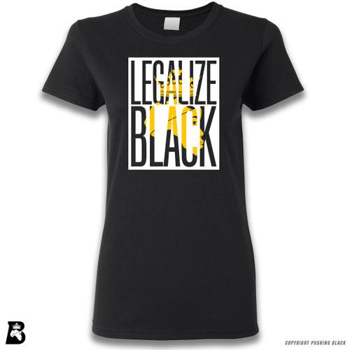 'Legalize Black ' Premium Unisex T-Shirt