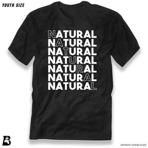 'NATURAL' Premium Youth T-Shirt