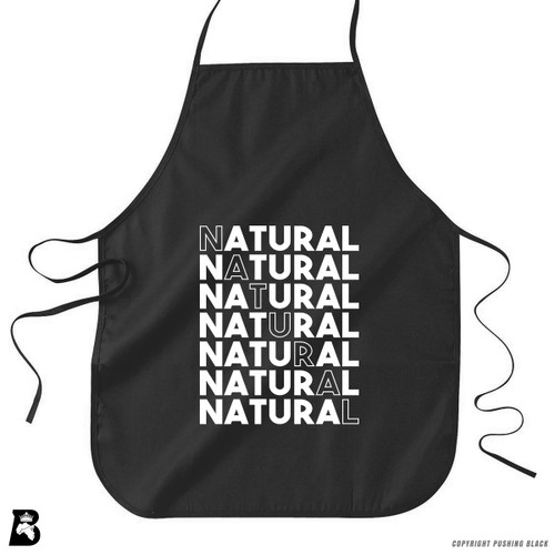 'NATURAL' Premium Canvas Kitchen Apron