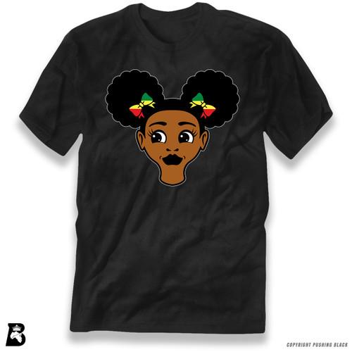 'Afro Puffs' Premium Unisex T-Shirt