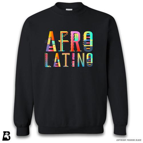 'Afro-Latino' Premium Unisex Sweatshirt