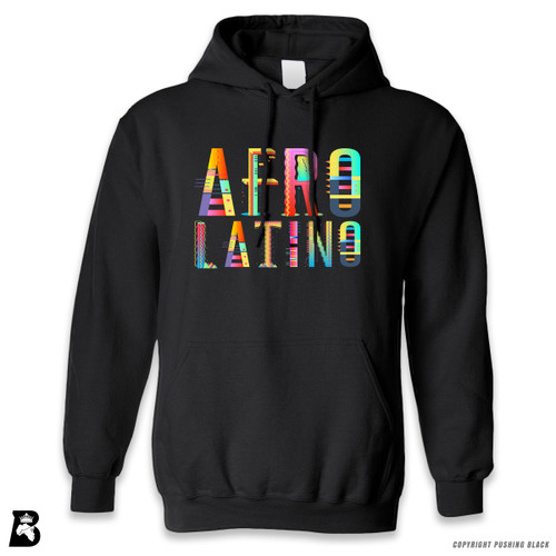 'Afro-Latino' Premium Unisex Hoodie with Pocket