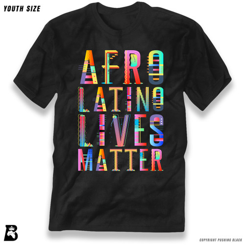'Afro-Latino Lives Matter' Premium Youth T-Shirt