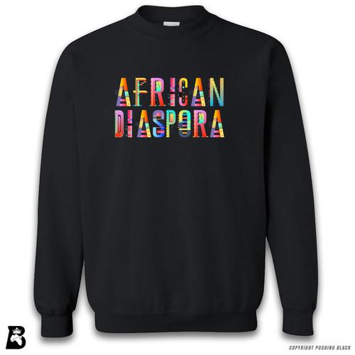 'African Diaspora' Premium Unisex Sweatshirt