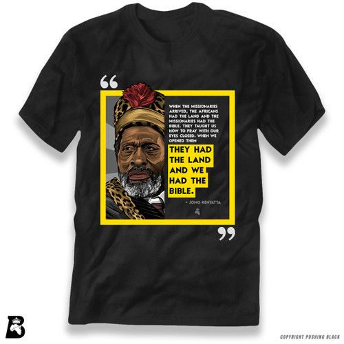 'The Legacy Collection - Kenyatta - When the Missionaries Arrived' Premium Unisex T-Shirt