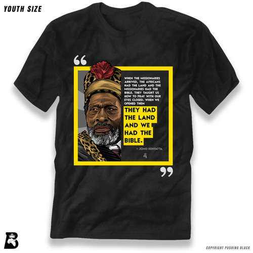 'The Legacy Collection - Kenyatta - When the Missionaries Arrived' Premium Youth T-Shirt