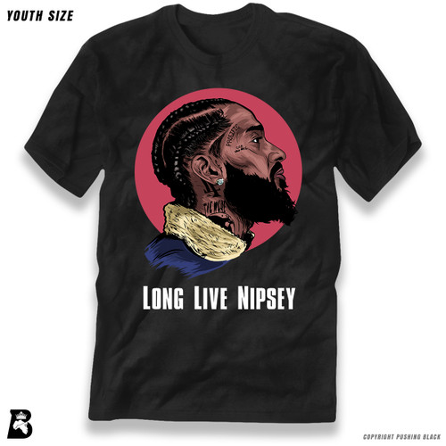 'Nipsey - Long Live Nipsey' Premium Youth T-Shirt