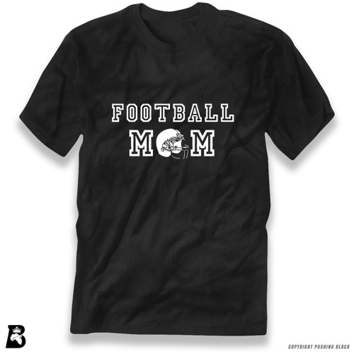 'Football Mom' Premium Unisex T-Shirt