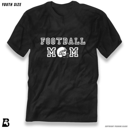 'Football Mom' Premium Youth T-Shirt