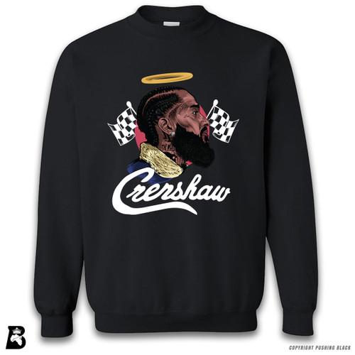 'Nipsey Crenshaw' Premium Unisex Sweatshirt