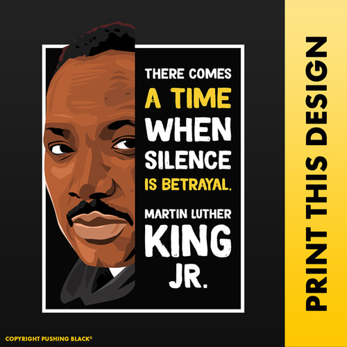 The Legacy Collection - Martin Luther King Jr. 'Silence'