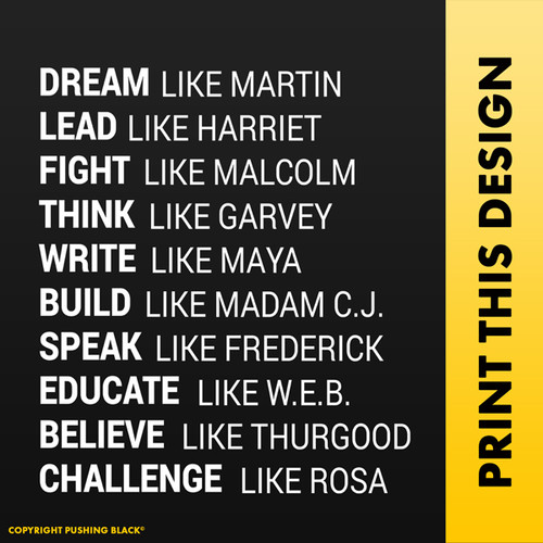 Dream Like Martin - Lead Like Harriet