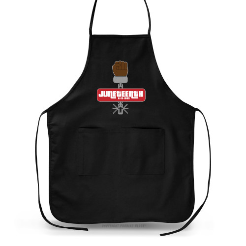 Juneteenth - Black Freedom Apron