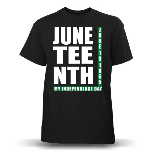 Juneteenth My Independence Day  Youth T-Shirt