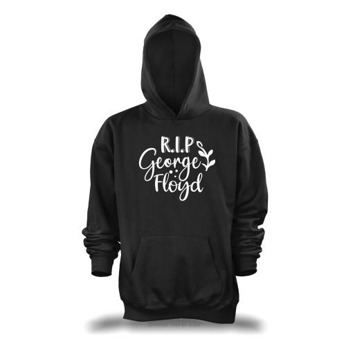 RIP George Floyd Unisex Pullover Hoodie