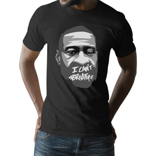 George Floyd - I Can't Breathe Unisex T-Shirt