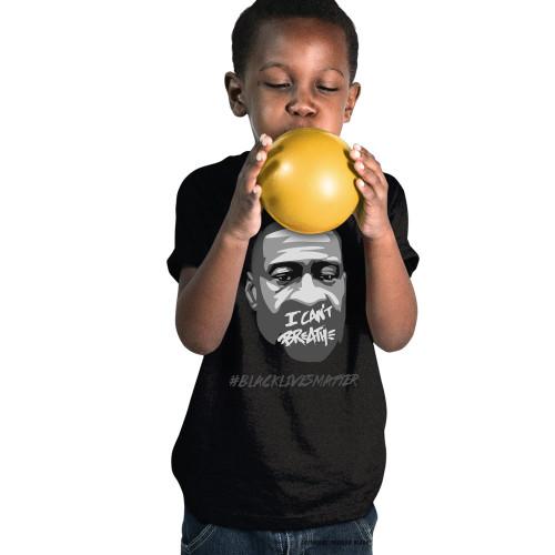 George Floyd - I Can't Breathe #BLACKLIVESMATTER Youth T-Shirt