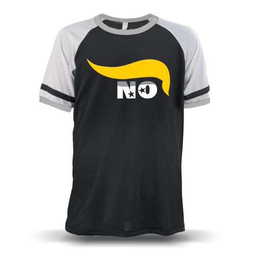 No Trump Unisex Raglan T-Shirt