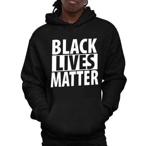 Black Lives Matter Unisex Pullover Hoodie