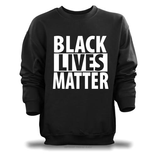 Black Lives Matter Unisex Sweatshirt