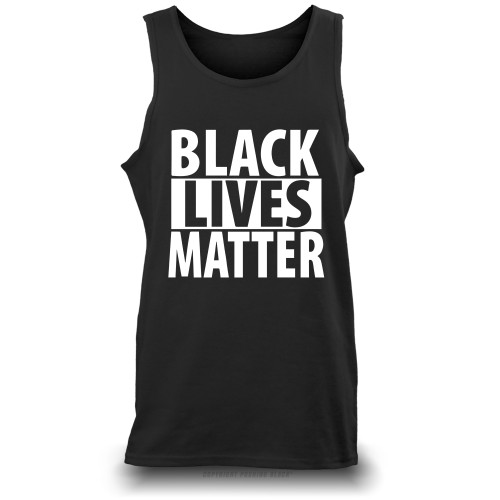 Black Lives Matter Unisex Tank Top