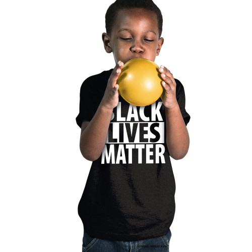 Black Lives Matter Youth T-Shirt