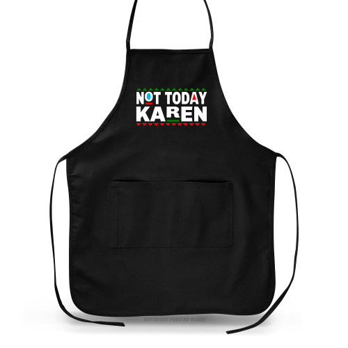 Don't Be A Karen 90s Style Apron