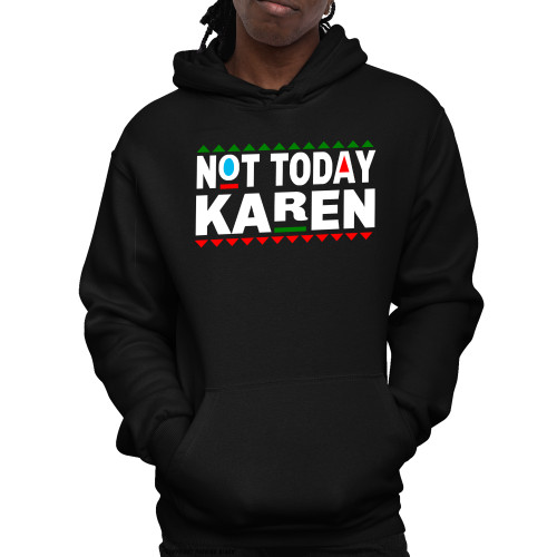 Don't Be A Karen 90s Style Unisex Pullover Hoodie